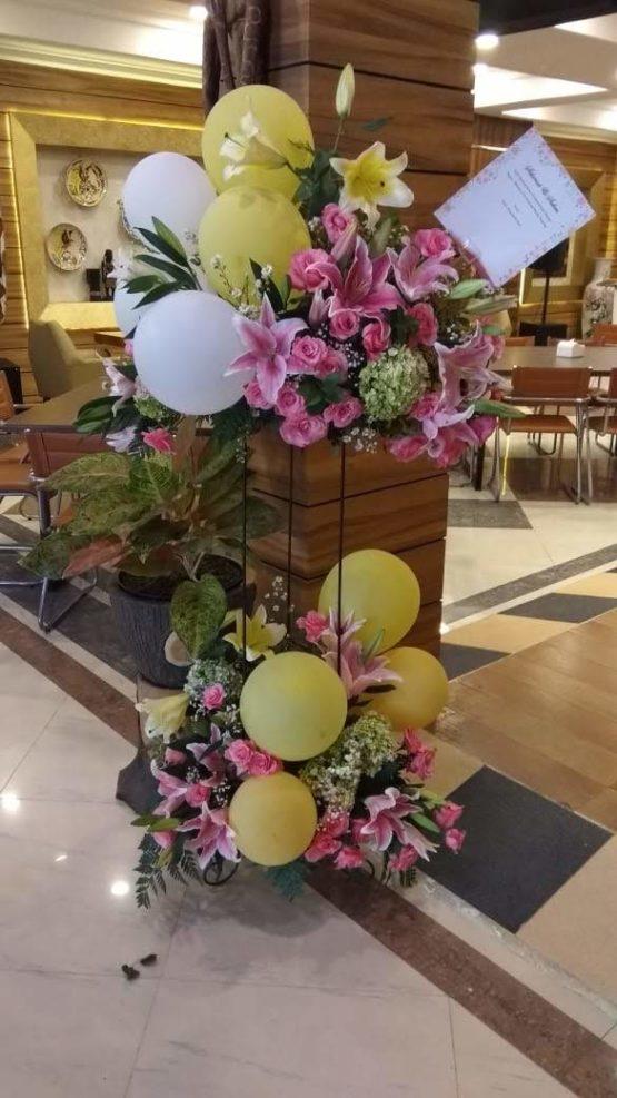 Toko Bunga di Pejaten Jakarta